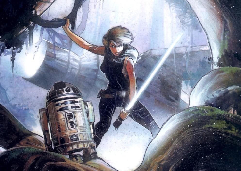 La trilogía de la Nueva República: los inicios del universo expandido de Star Wars