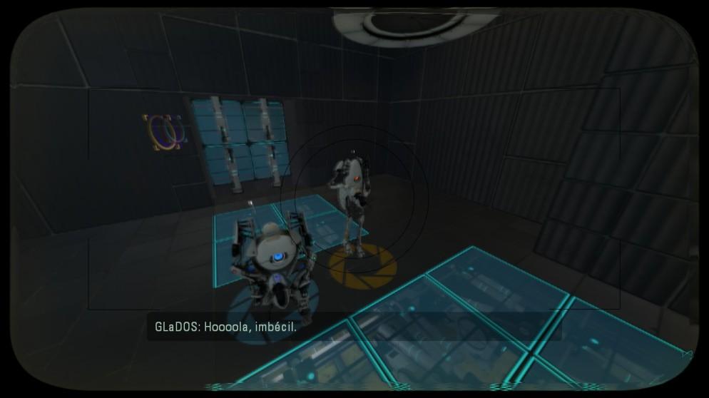 Todo sea por la ciencia: Portal